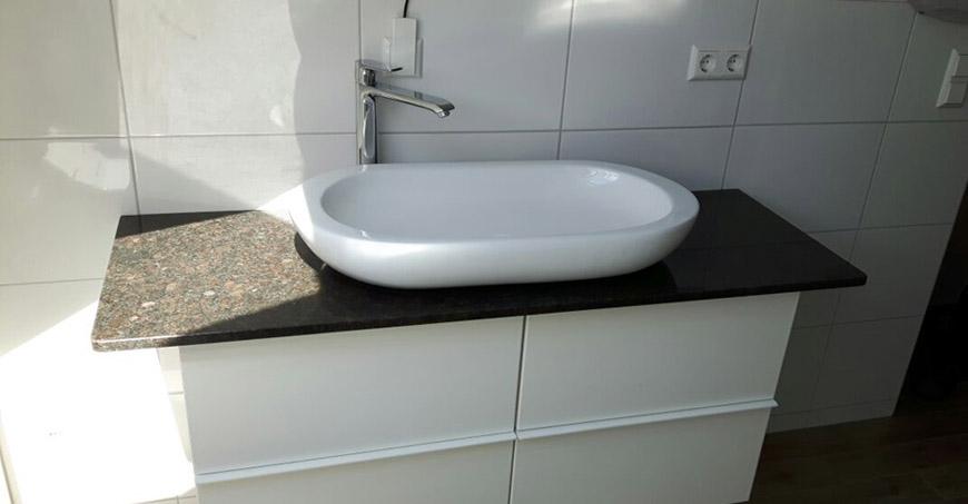 Granit Waschtische Besondere Granit Waschtische